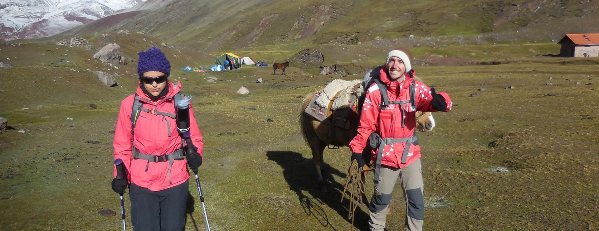 Adventures In Peru