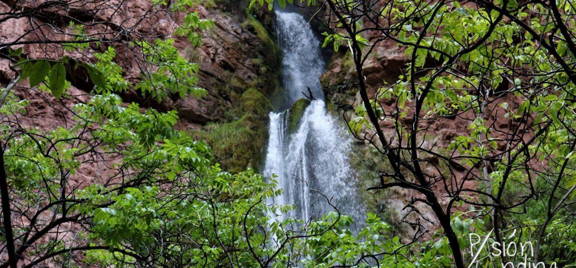 Cascade de Perolniyoc