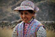 Canocota chez l'habitant pasion andina