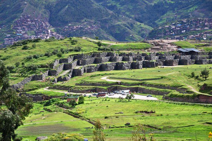 Saksay Huaman Pasion Andina