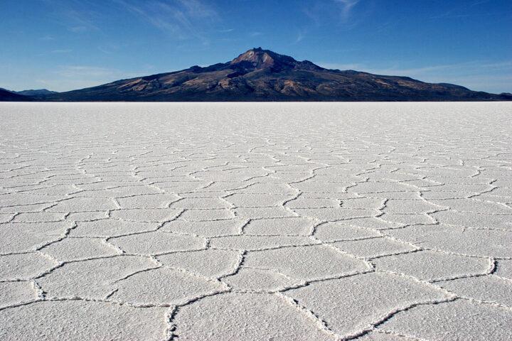 Uyuni Salzwüste Quechua et Aymara Länder