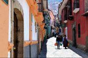 La Paz Calle de las Brujas Pasion Andina