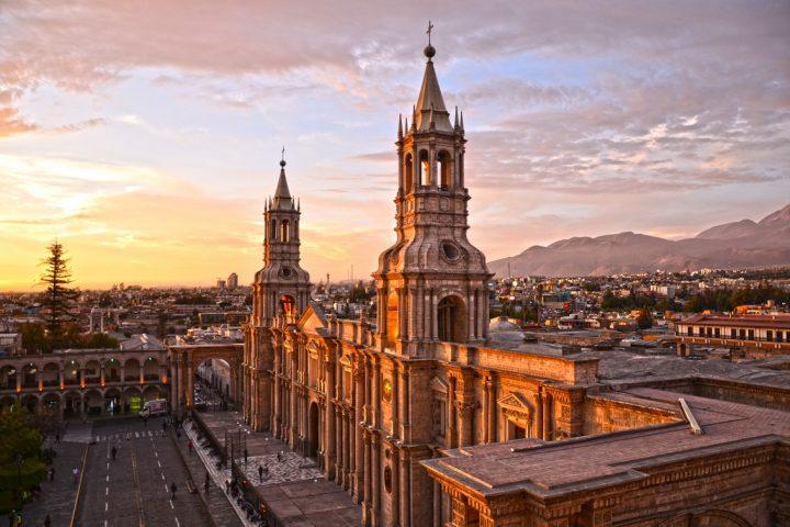 Cathédrale Arequipa