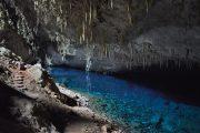 Gruta Do Lago Azul - Bonito - Pasion Andina - Bresil