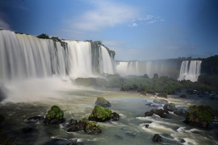 Iguazu - Iguassu - Waterfalls - Natural wonders - Pasion Andina - Nature - Bresil - Argentina
