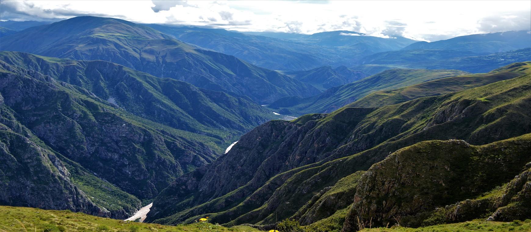 Chonta: der Beobachtungspunkt der Kondore der Region Cusco
