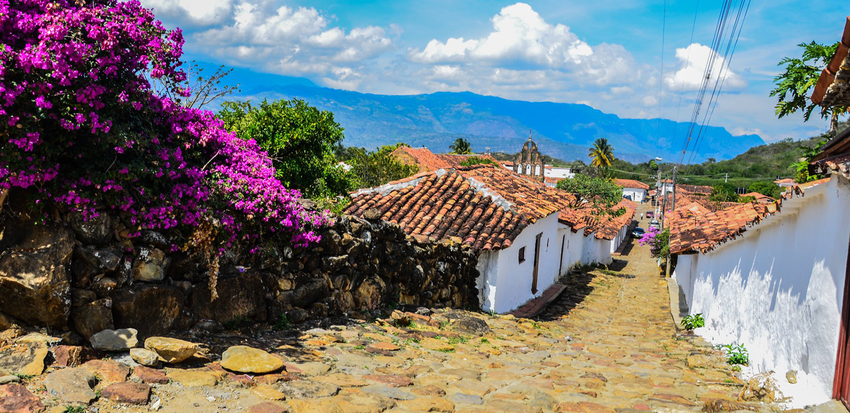 Discovering Colombia's colonial treasures