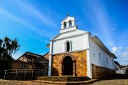 Barichara - Colombia - Santander - Pasion Andina - History - Culture - Pueblo - Church