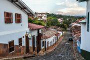 Barichara - Colombia - Santander - Pasion Andina - History - Culture - Pueblo - Antigua Calle