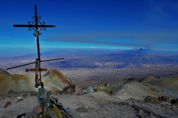 Ascension Chachani - Arequipa - Pasion Andina - Mountain - 6057m - Trekking - Andes - Peru - Adventure