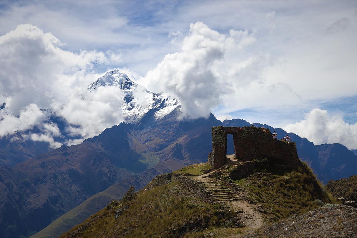 Inti Punku - Porte du soleil - Ollantaytambo - Pasion Andina - Inca - Trek - Cusco - Machu Picchu