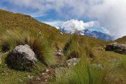 Jour 2 : Rayon - Cachicata Vue après le passage du col de Pukapuhio