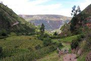 Jour 1 : Cusco - Rayon Vue sur la vallée de Socma