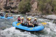 Rafting - Rio Chili - Arequipa - Adventure - Nature - Peru - Pasion Andina -