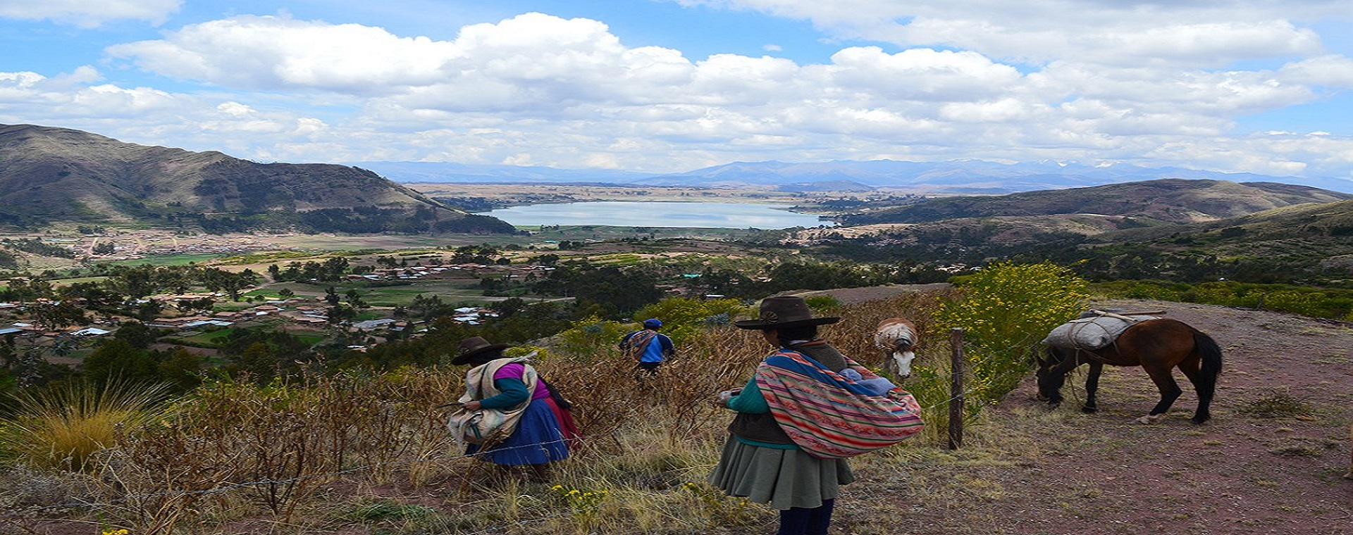 At the Meeting of the Quechua People