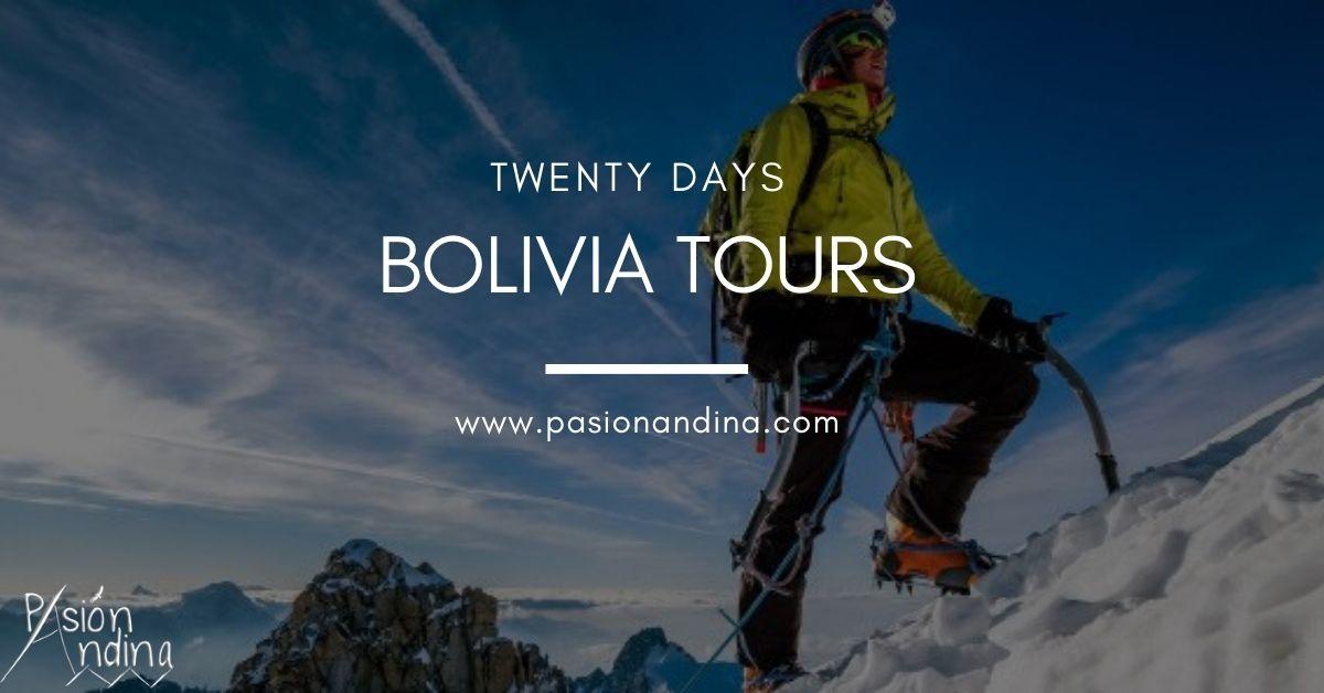 Bolivia Tours A High Altitude Experience
