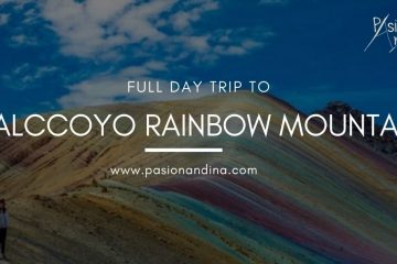 Palccoyo Rainbow Mountain Tour