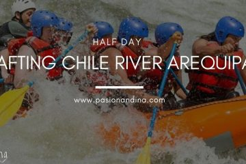 Chile River Rafting Arequipa