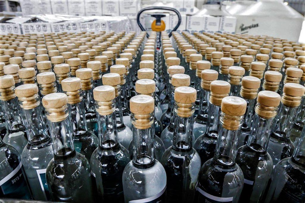 Pisco Peruano - Industria - Pasion Andina