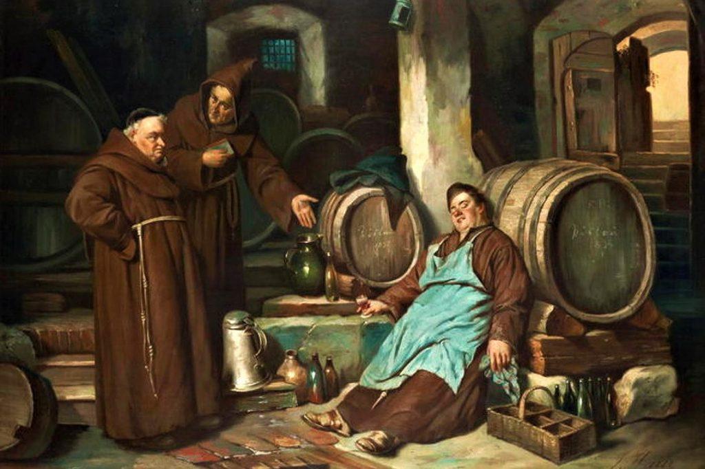 Historia del Pisco Peruano - Jesuitas - Pasion Andina
