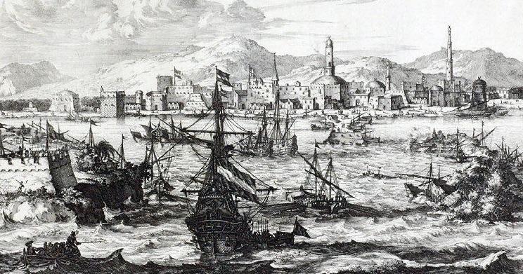 Port de Moka, Yémen