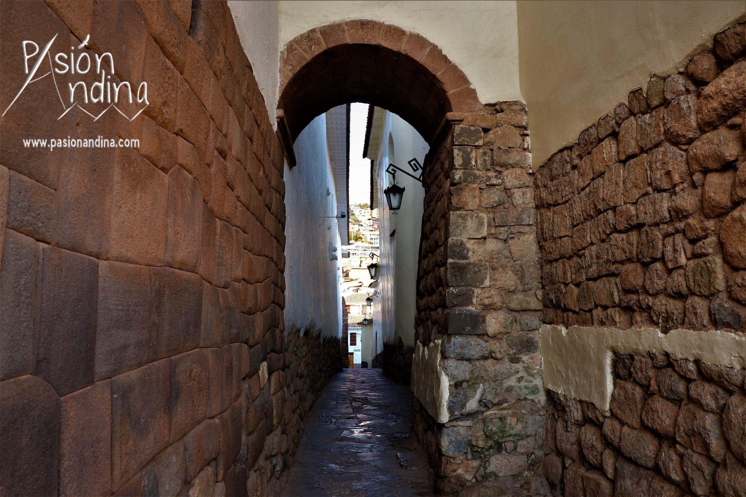 Calle 7 Culebras - Pasion Andina - Cusco