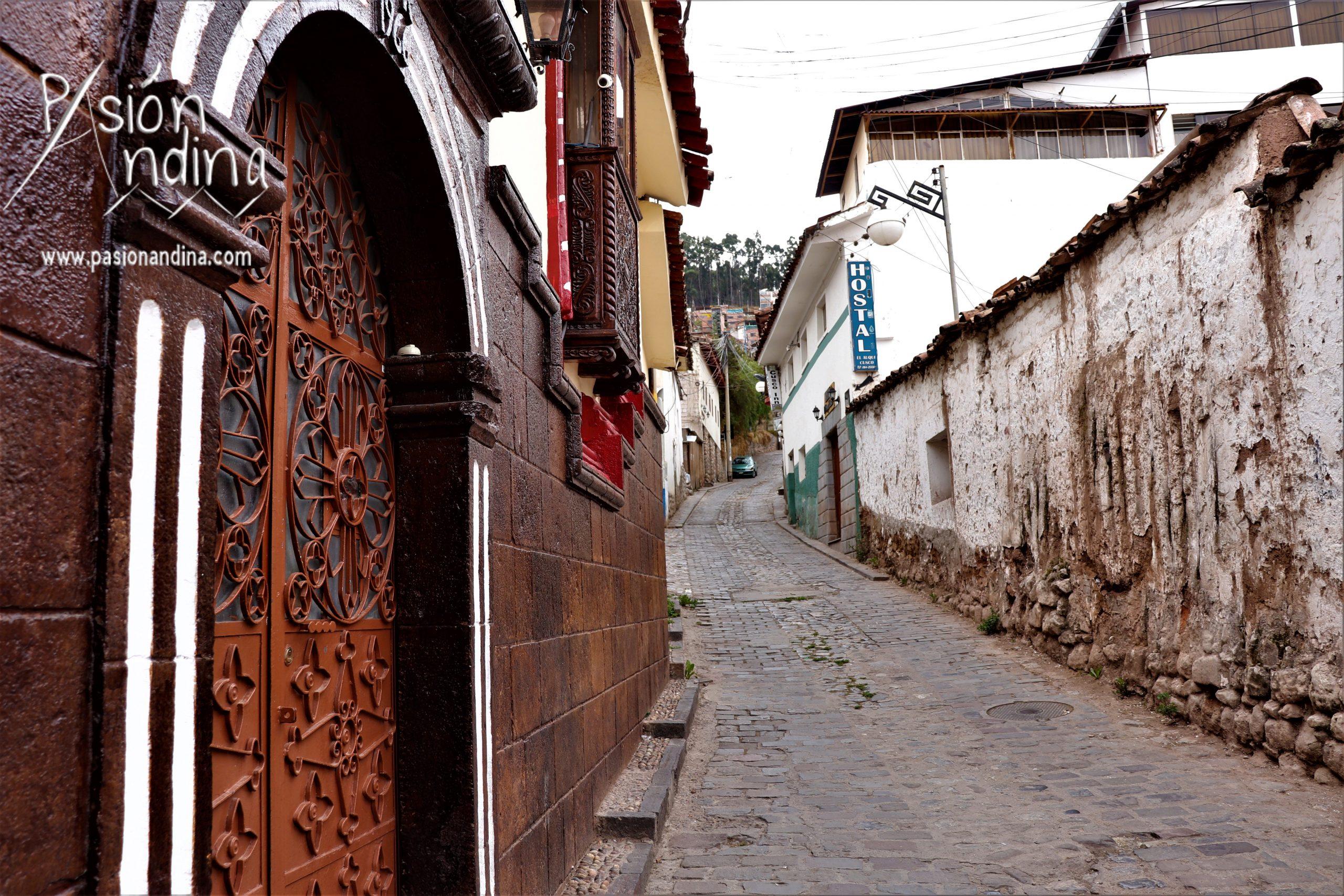 Calle Pumapaqcha - Pasion Andina - Cusco