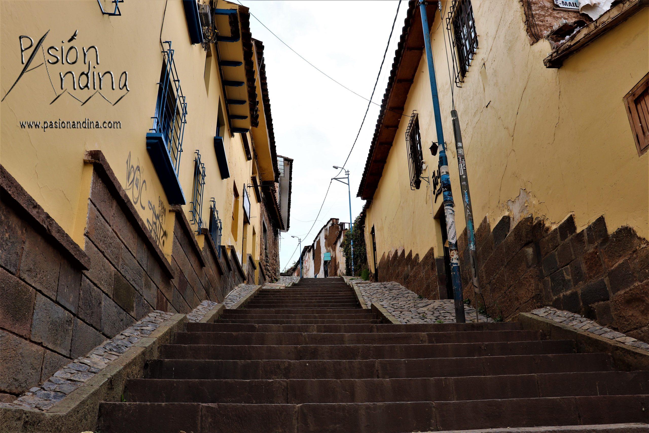 Calle Qanchipata
