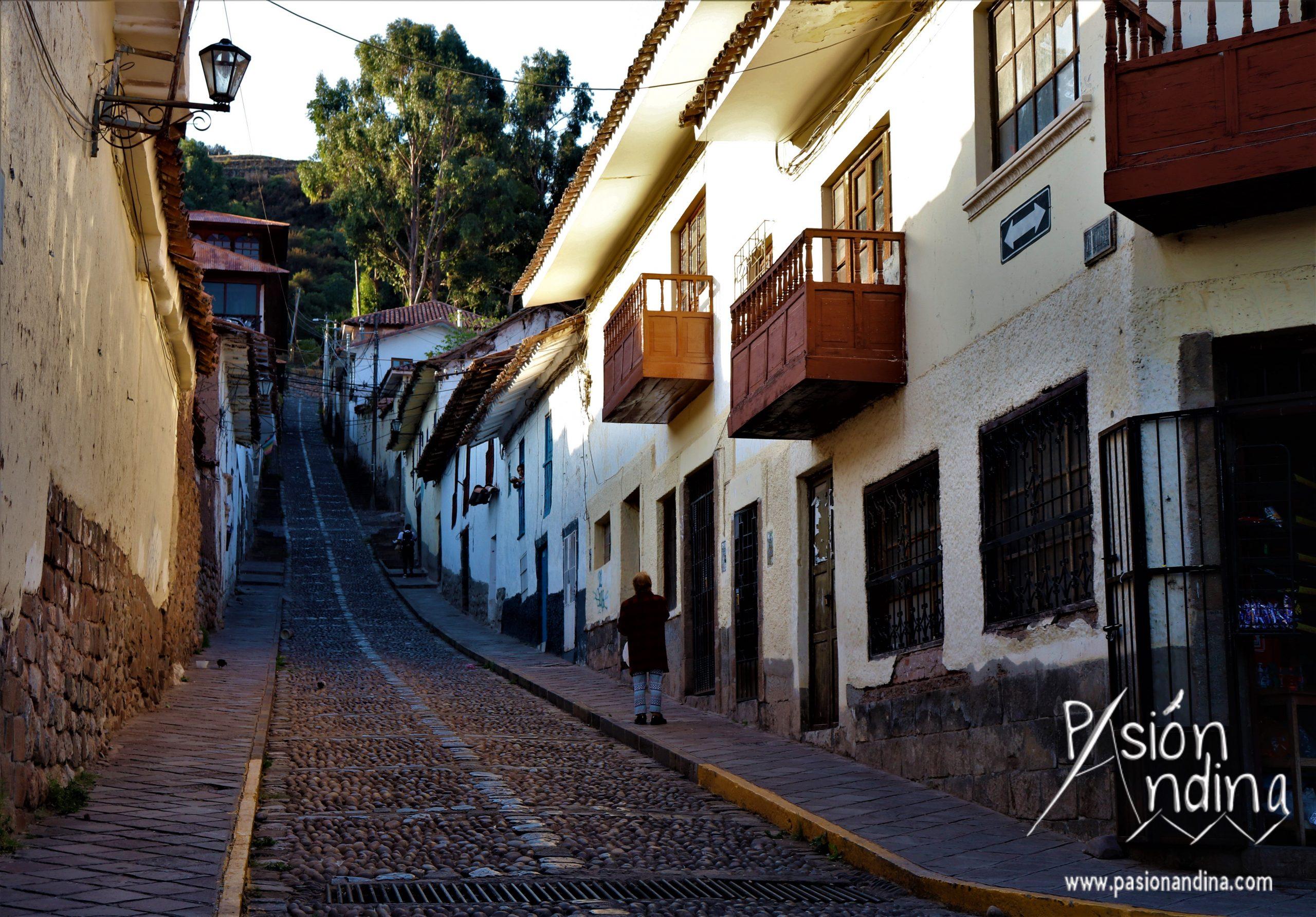 Calle Resbalosa
