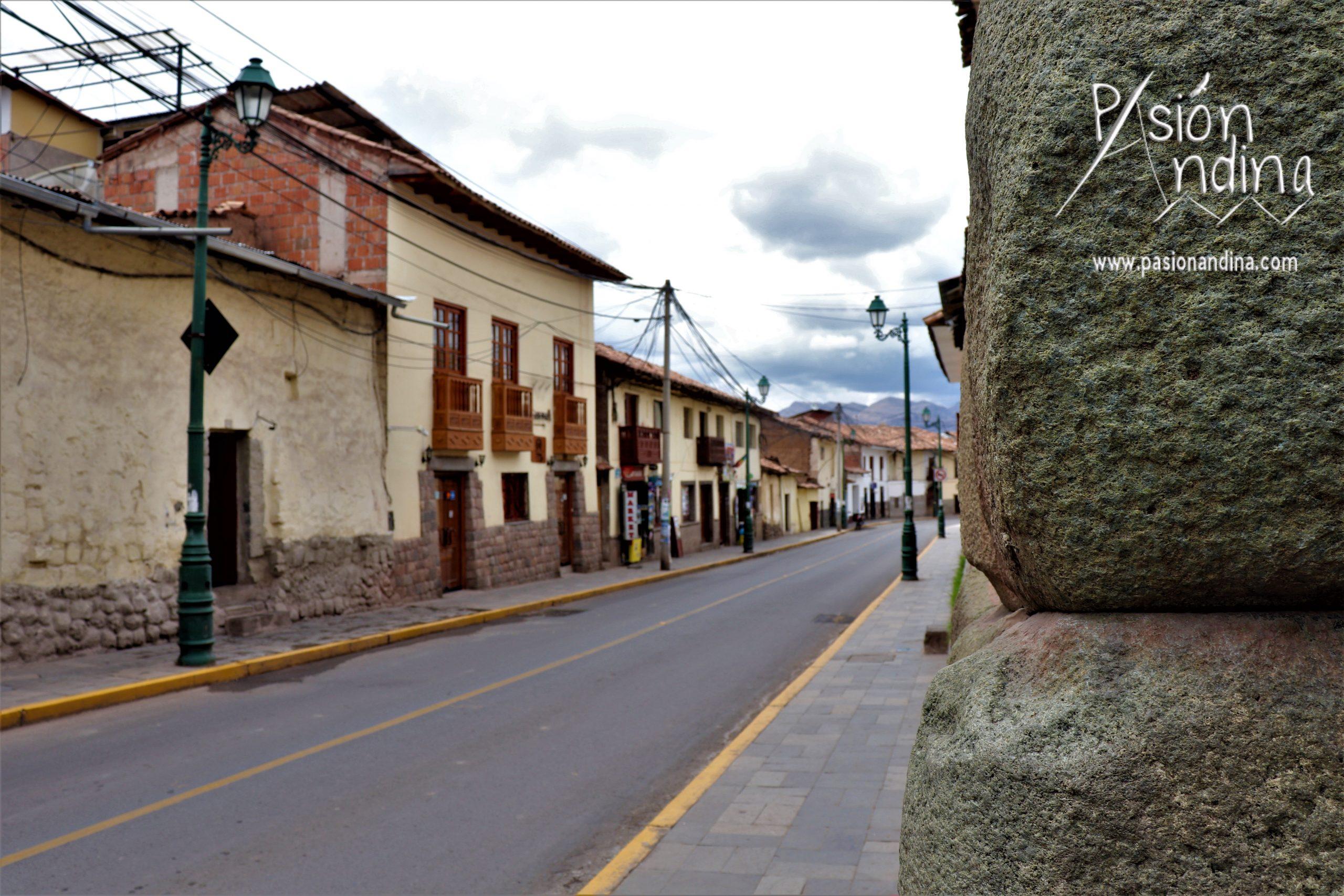Avenida Tullumayu