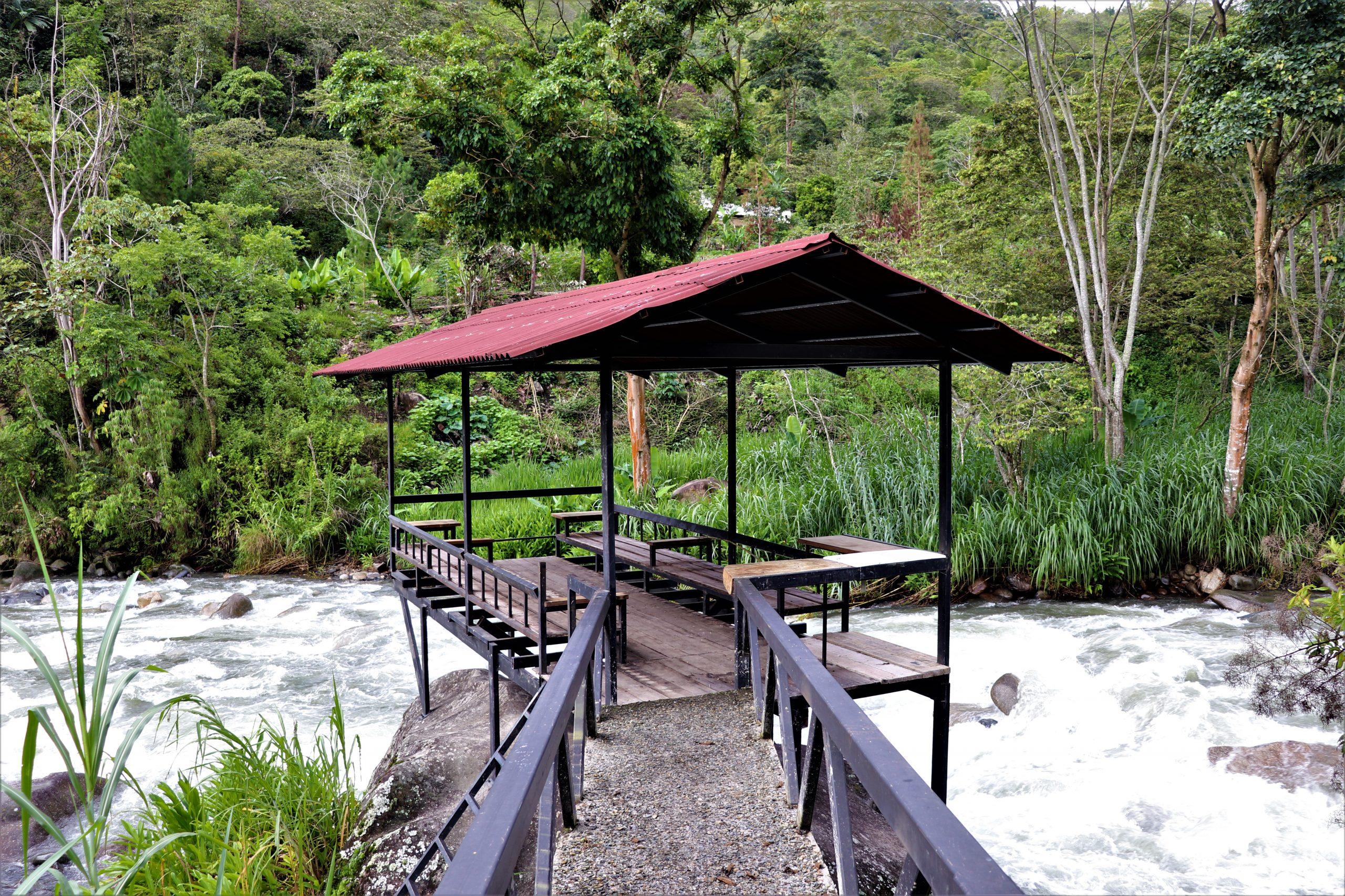 Mirador - Rio Chuyapi - Palili - Casa de Campo - Quillabamba