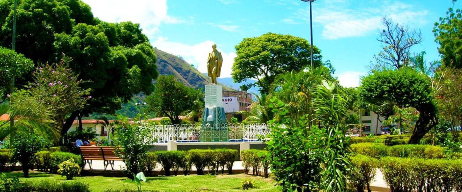 Plaza Quillabamba - La Convencion