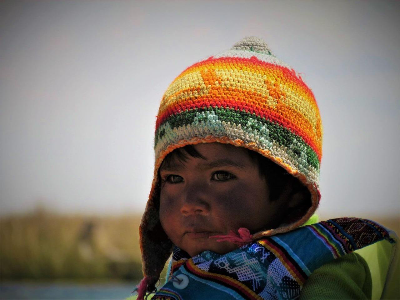Pasión Andina - Niño de los Andes