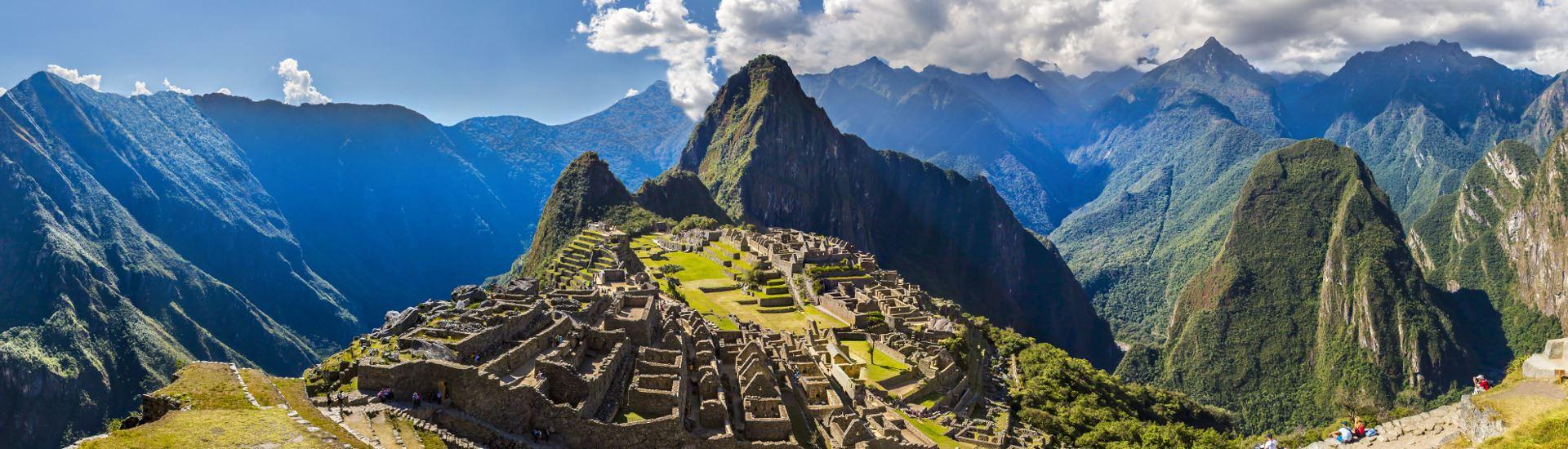Langsamer Tourismus Peru