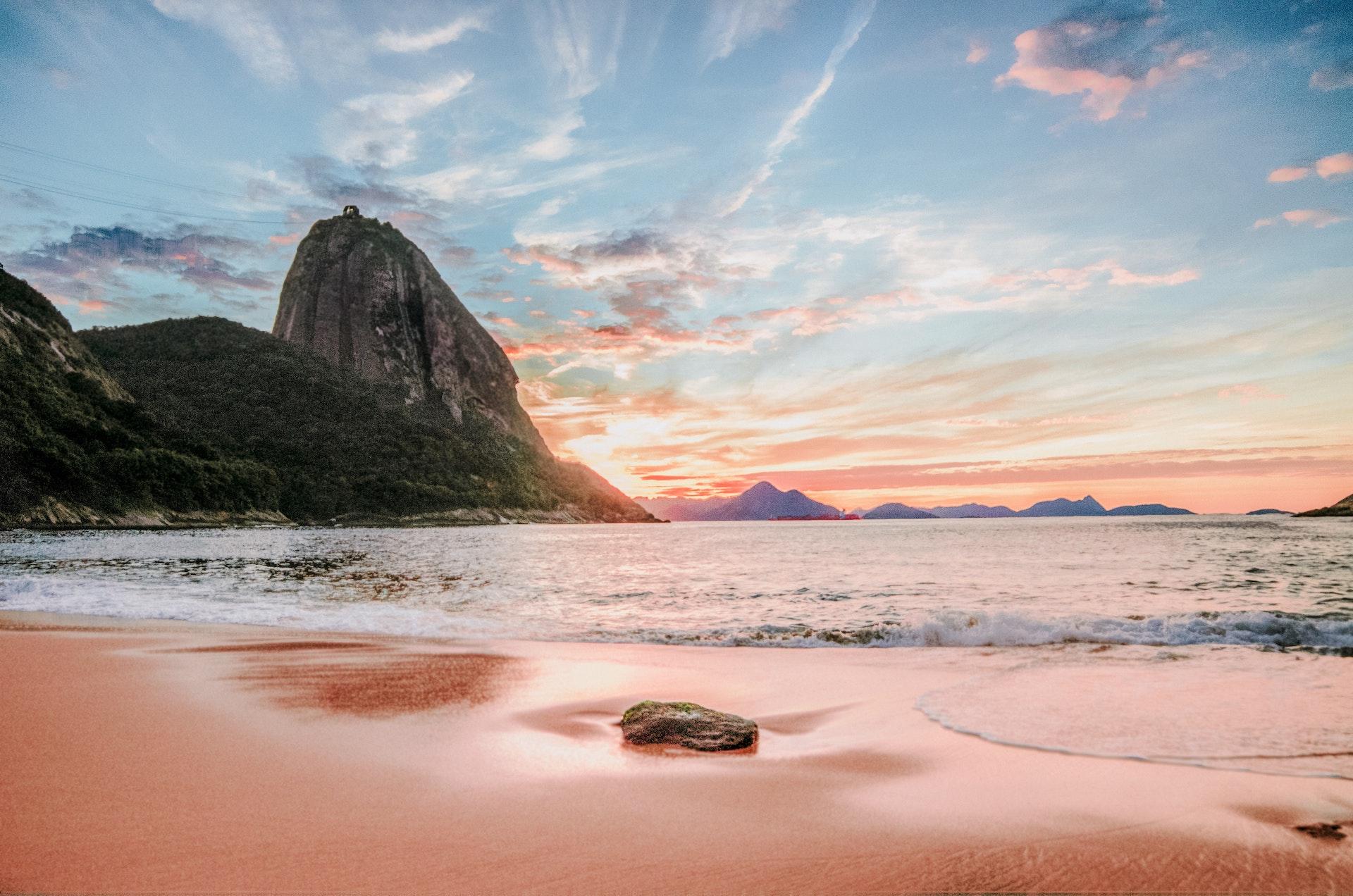 Langsamer Tourismus Brasilien