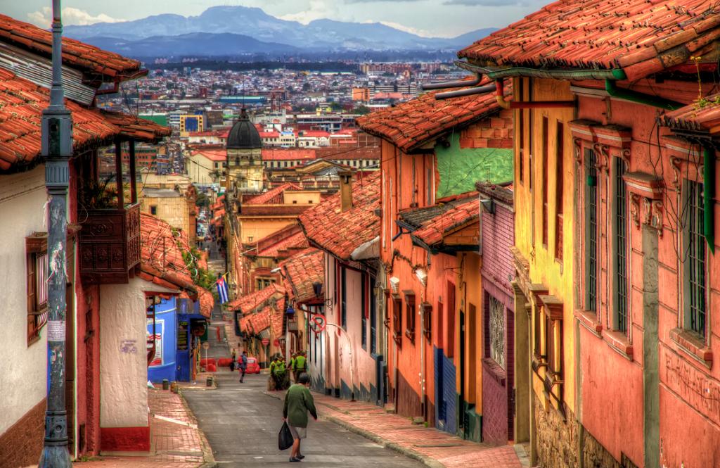 Pasión Andina - Colombia