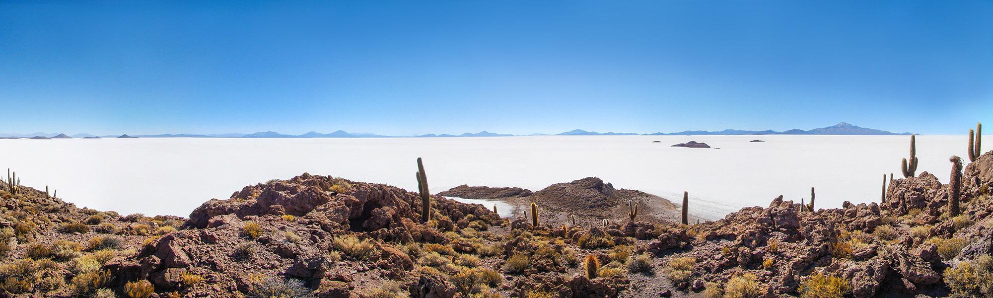 Über Bolivien