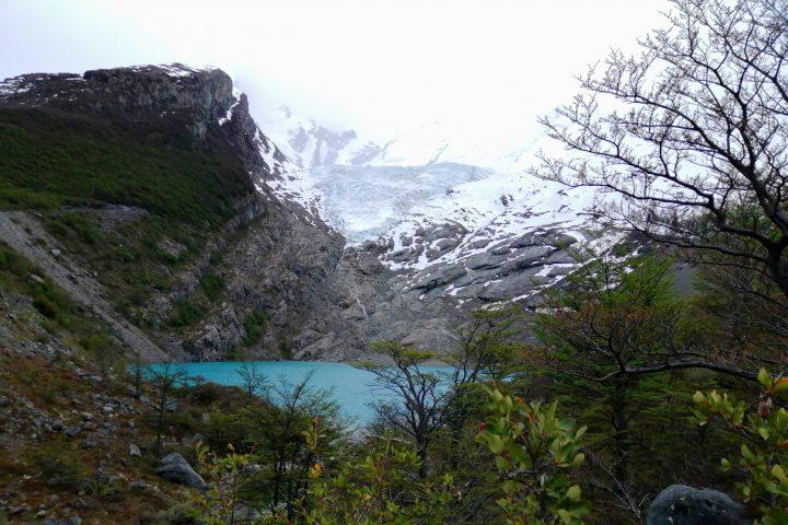 Lac glaciaire Patagonie