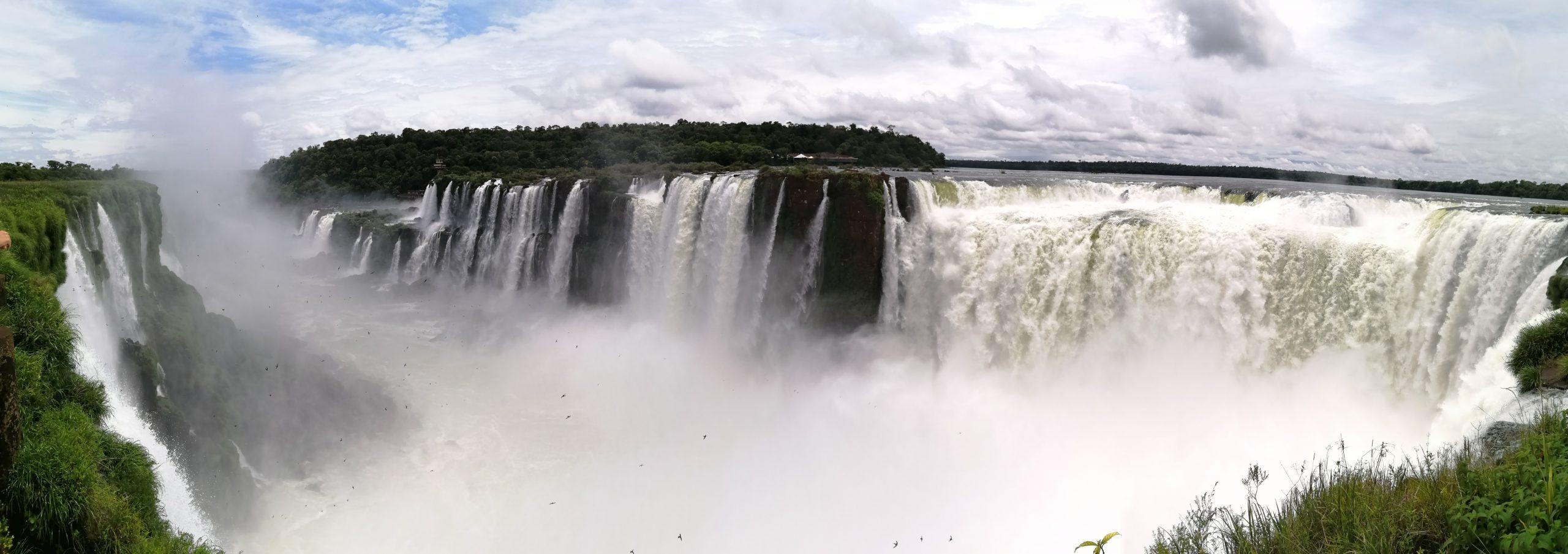 De la Patagonie aux Chutes d'Iguazu